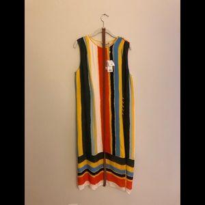 Tory Burch long summer Dress New W/tags